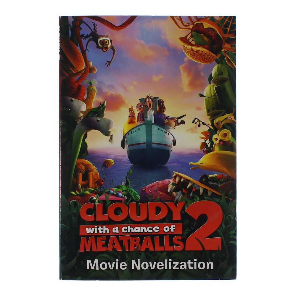 Book: Cloudy With A Chance Of Meatballs 2 7229830459