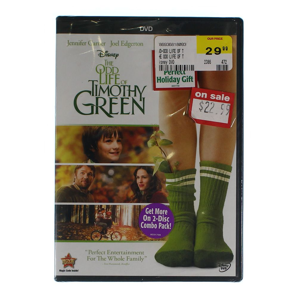 Movie: The Odd Life of Timothy Green 7234715007