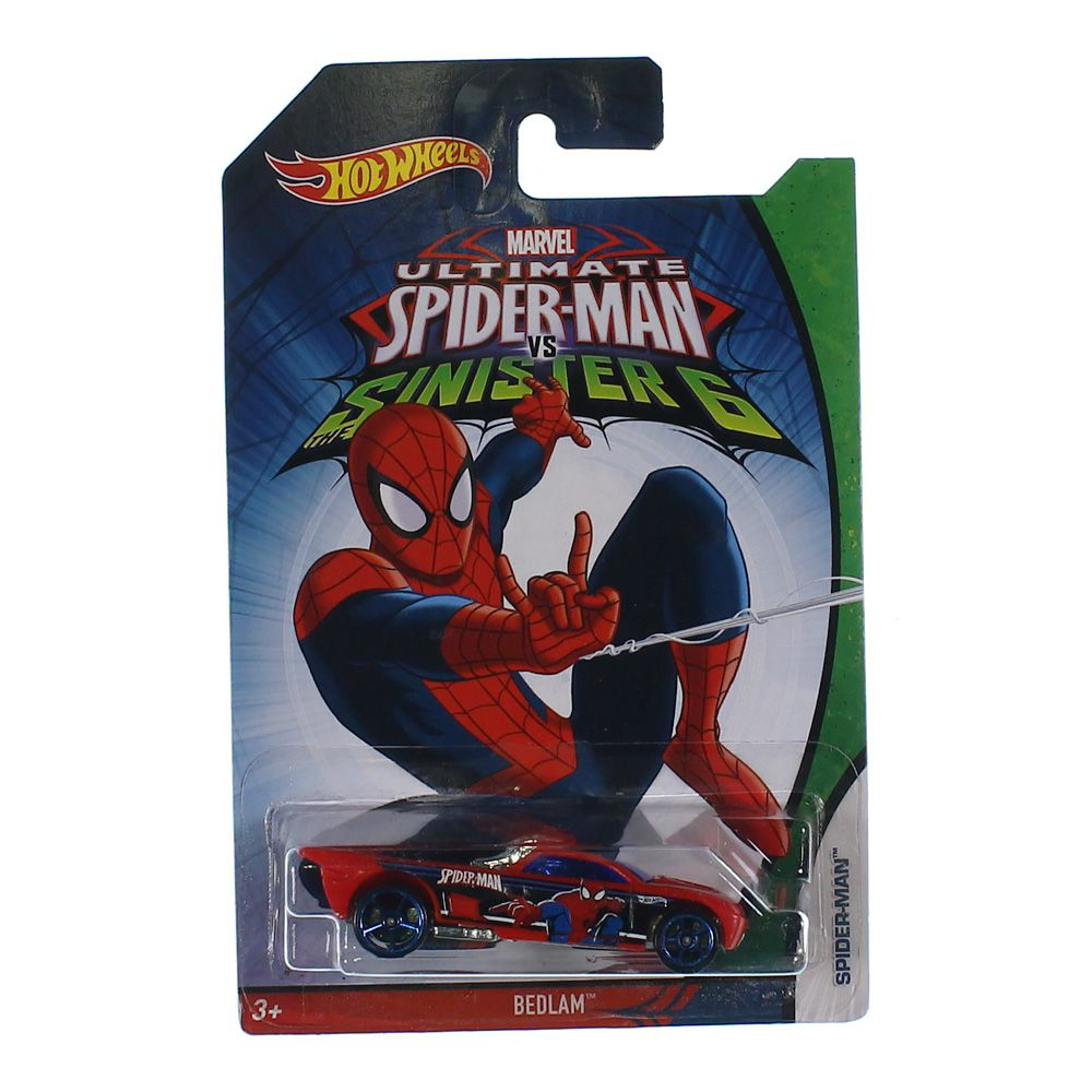 Ultimate Spider-Man vs. Sinister the 6 7235454598