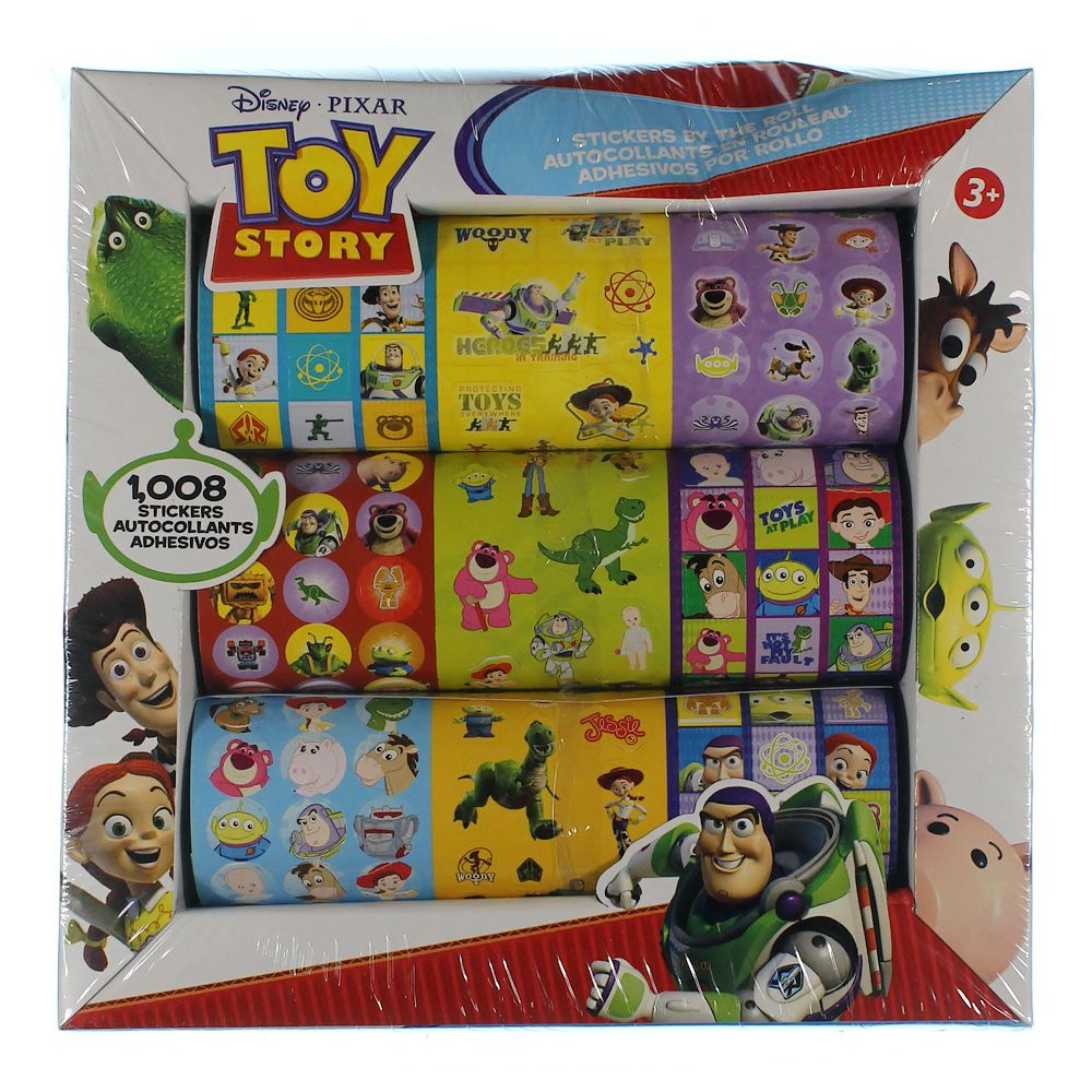 Toy Story Sticker Roll 7238675262