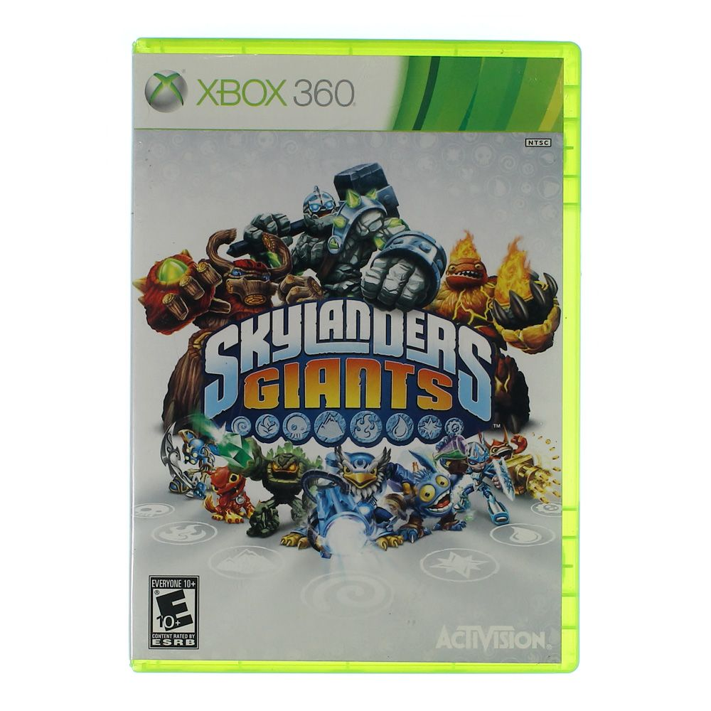 Video Game: Skylanders Giants 7247085463