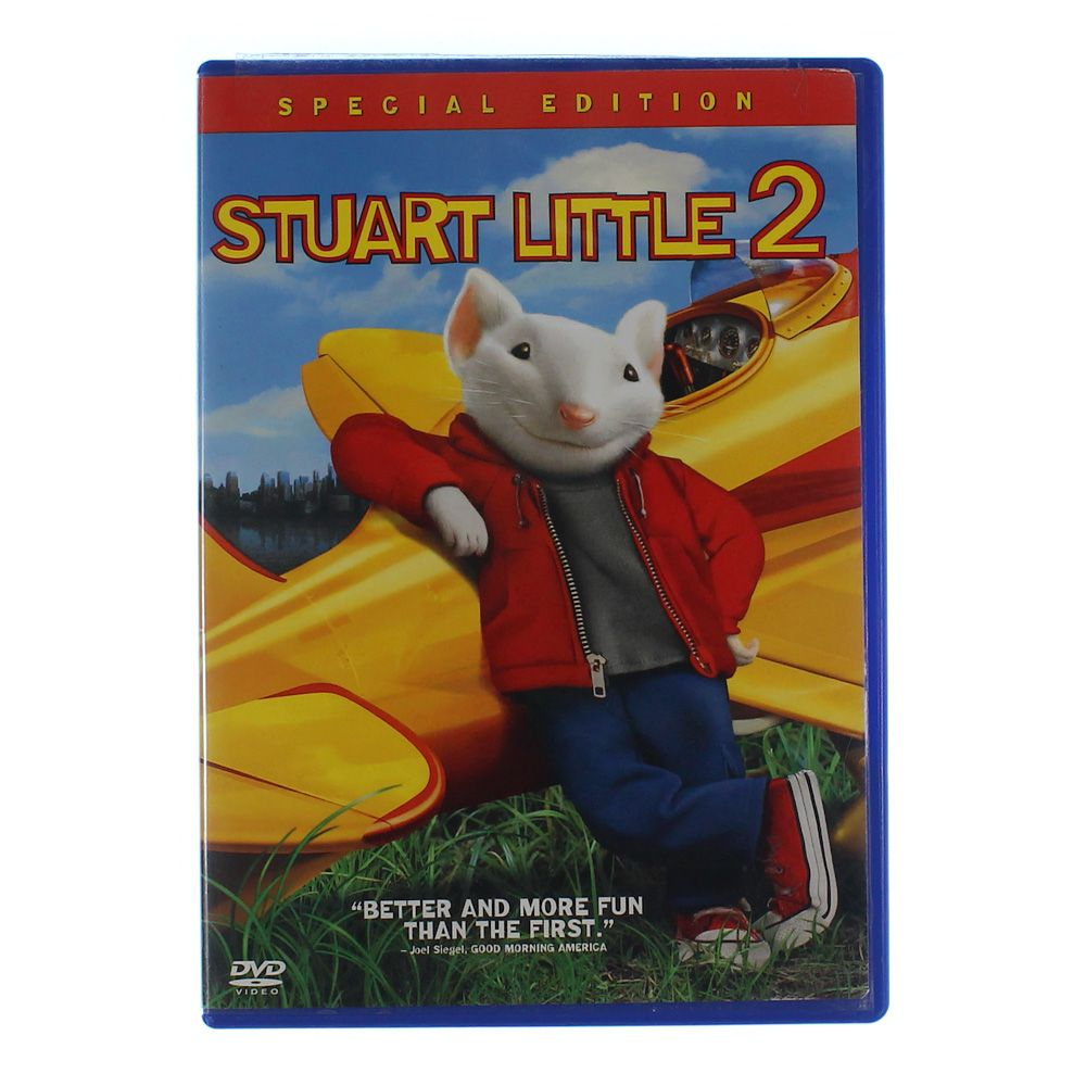 Movie: Stuart Little 2 (Special Edition) 7259177414
