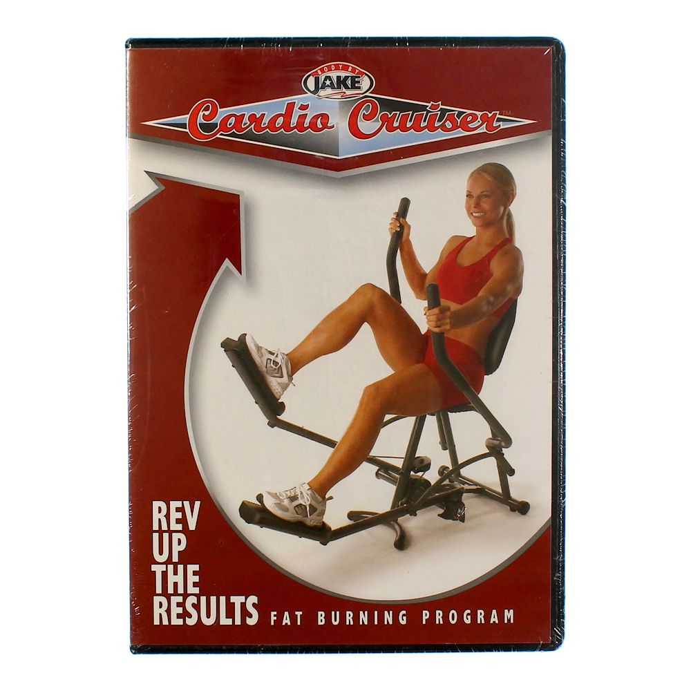 Image of Movie: Cardio Cruiser Rev Up The Results