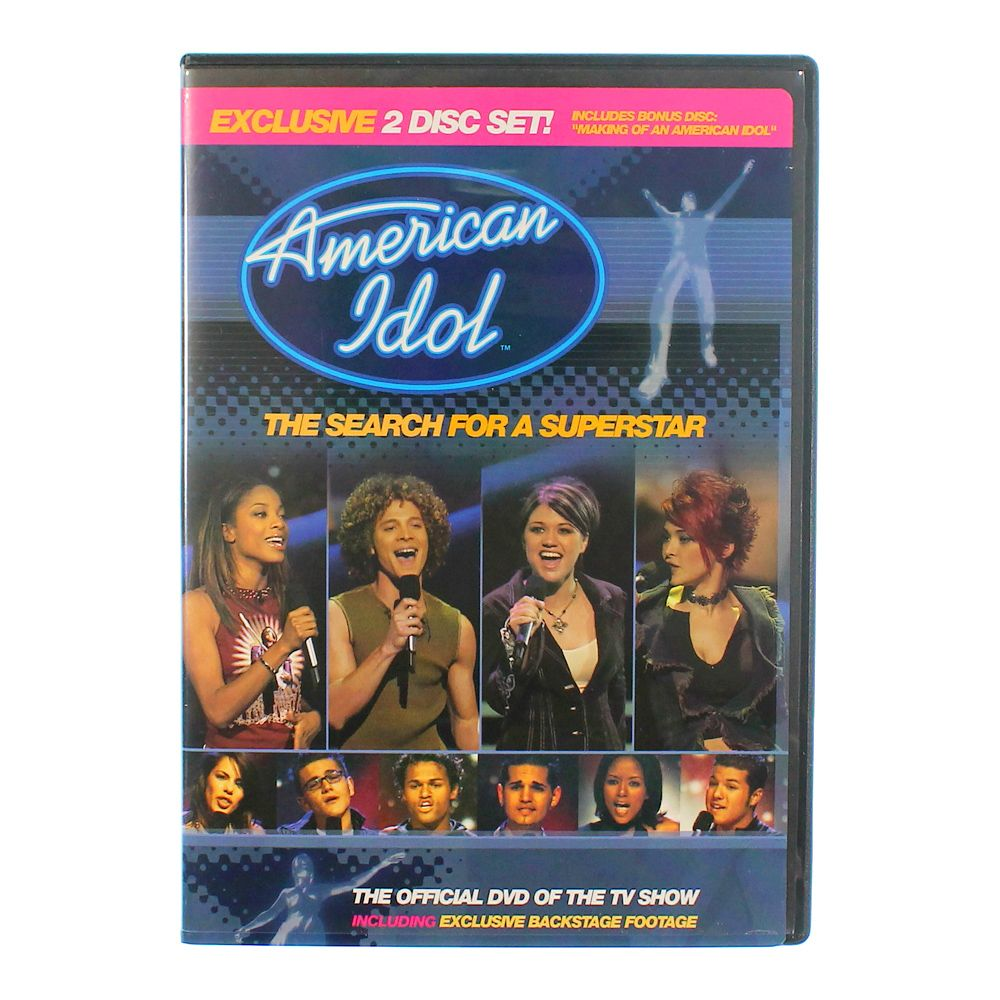 Image of Movie: American Idol The Search For A Superstar