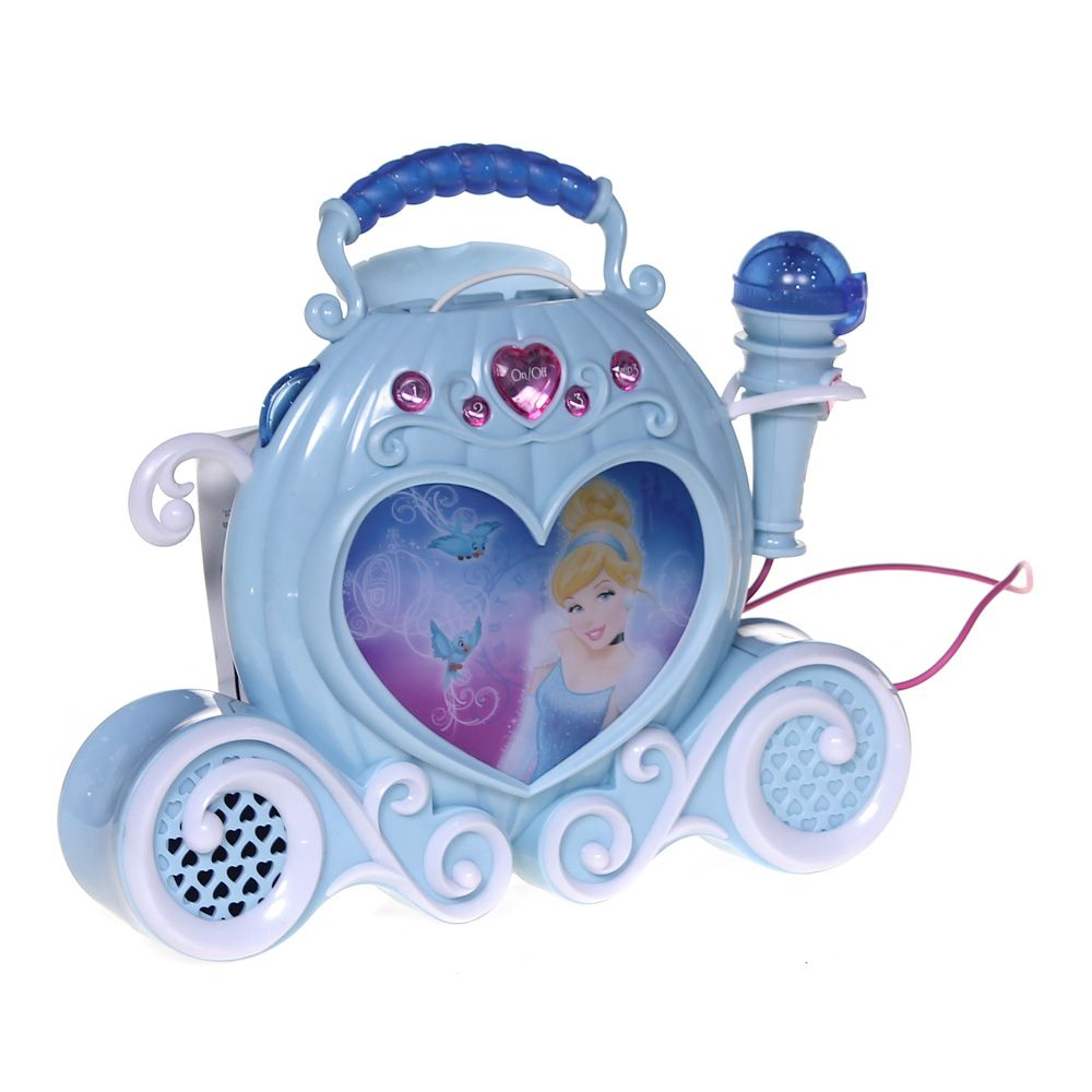 Image of Enchanting Sing-Along MP3 Boombox