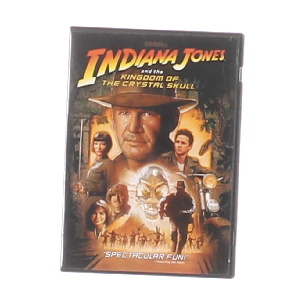 Indiana Jones and the Kingdom of the Crystal Skull 7282550408