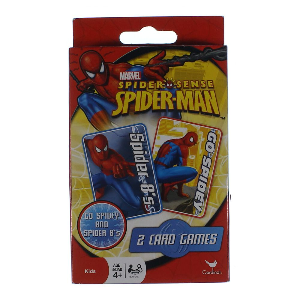 Game: Spider-Man 2 Card Game 7286810083