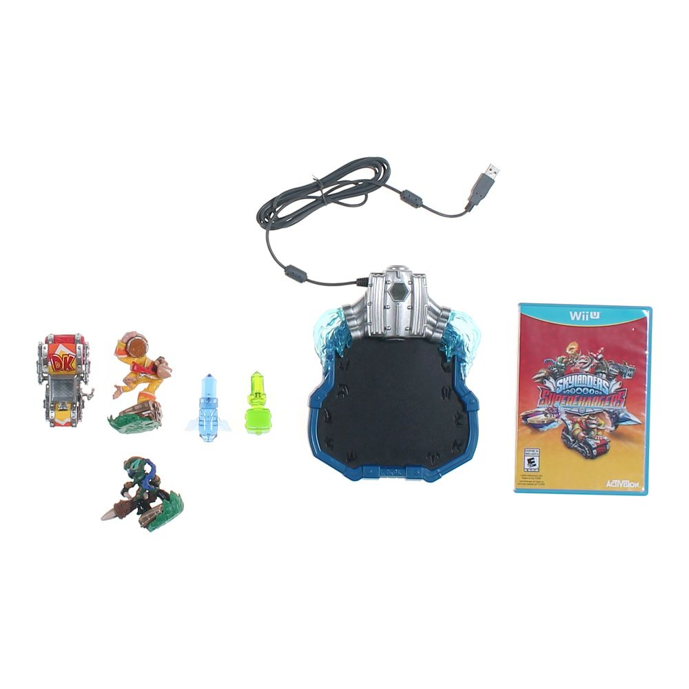 """""Skylanders Superchargers Game, Base & Figures"""""" 7288768126"