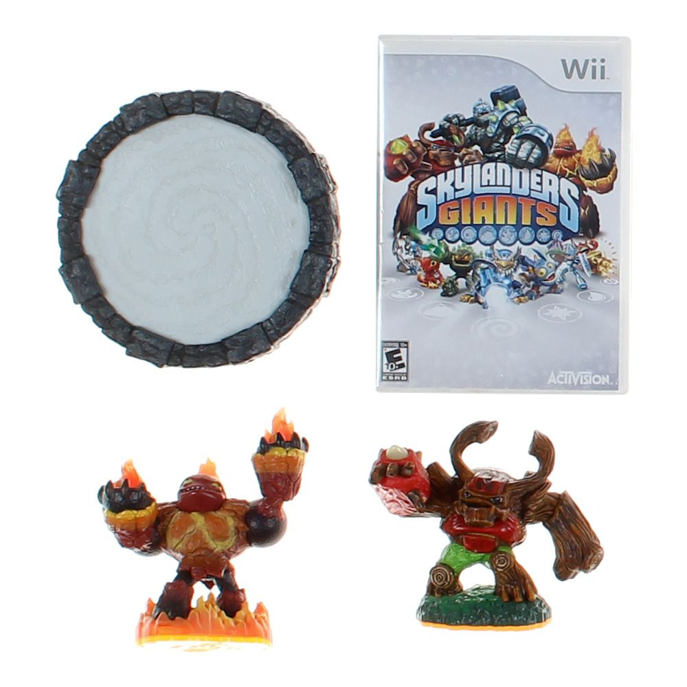 Video Game: Skylander Giants 7289467115