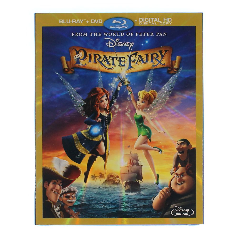 Movie: The Pirate Fairy 7289995770