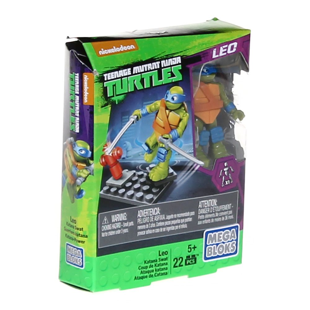 Teenage Mutant Ninja Turtle: Leo Building Bloks 7292486661