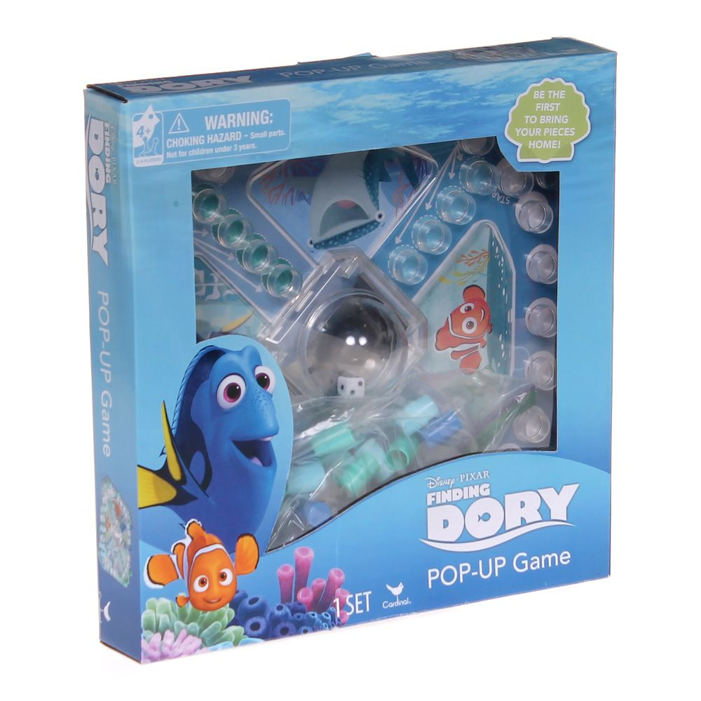 Game: Finding Dory Pop Up Game 7293471553