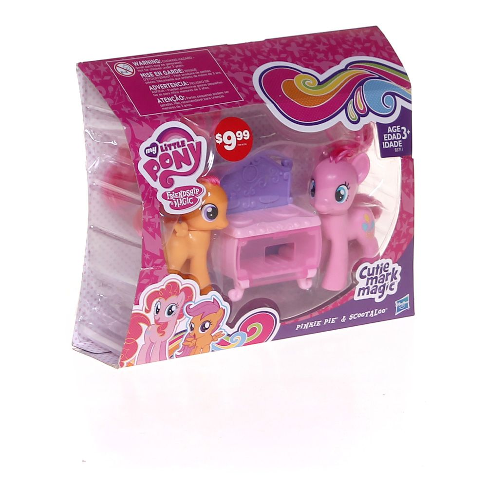 My Little Pony: Pinkie Pie & Scootaloo 7302150347