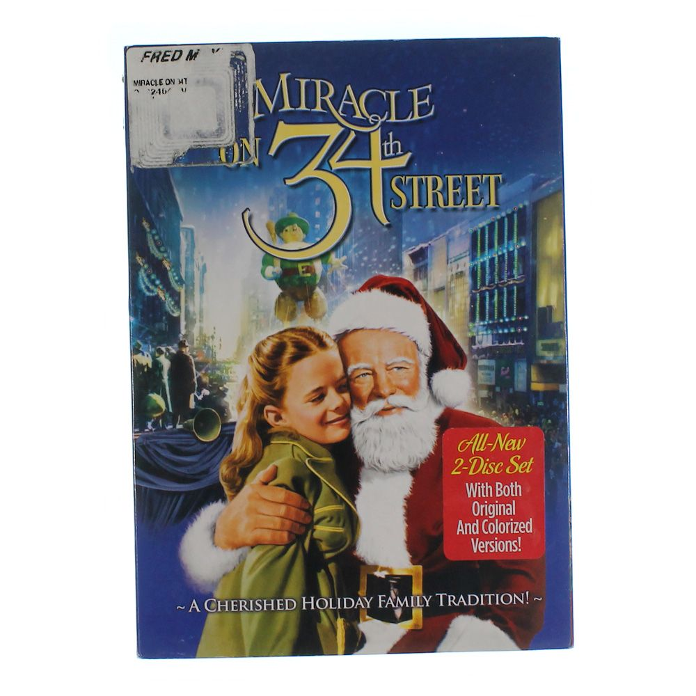 Movie: Miracle on 34th Street 7318622337