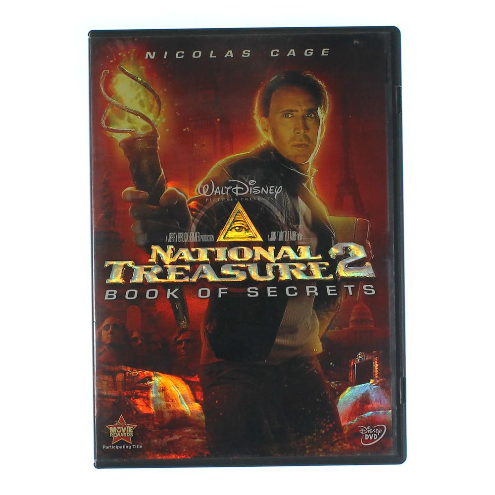 Movie: National Treasure 2: Book of Secrets 7321496226