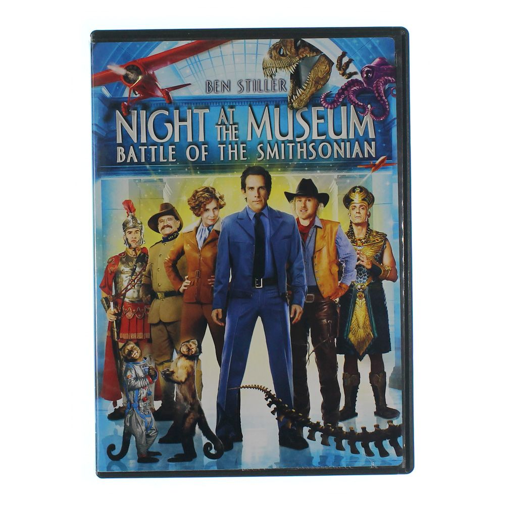 DVD: Night at the Museum(Battle of the Smithsonian) 7321678403