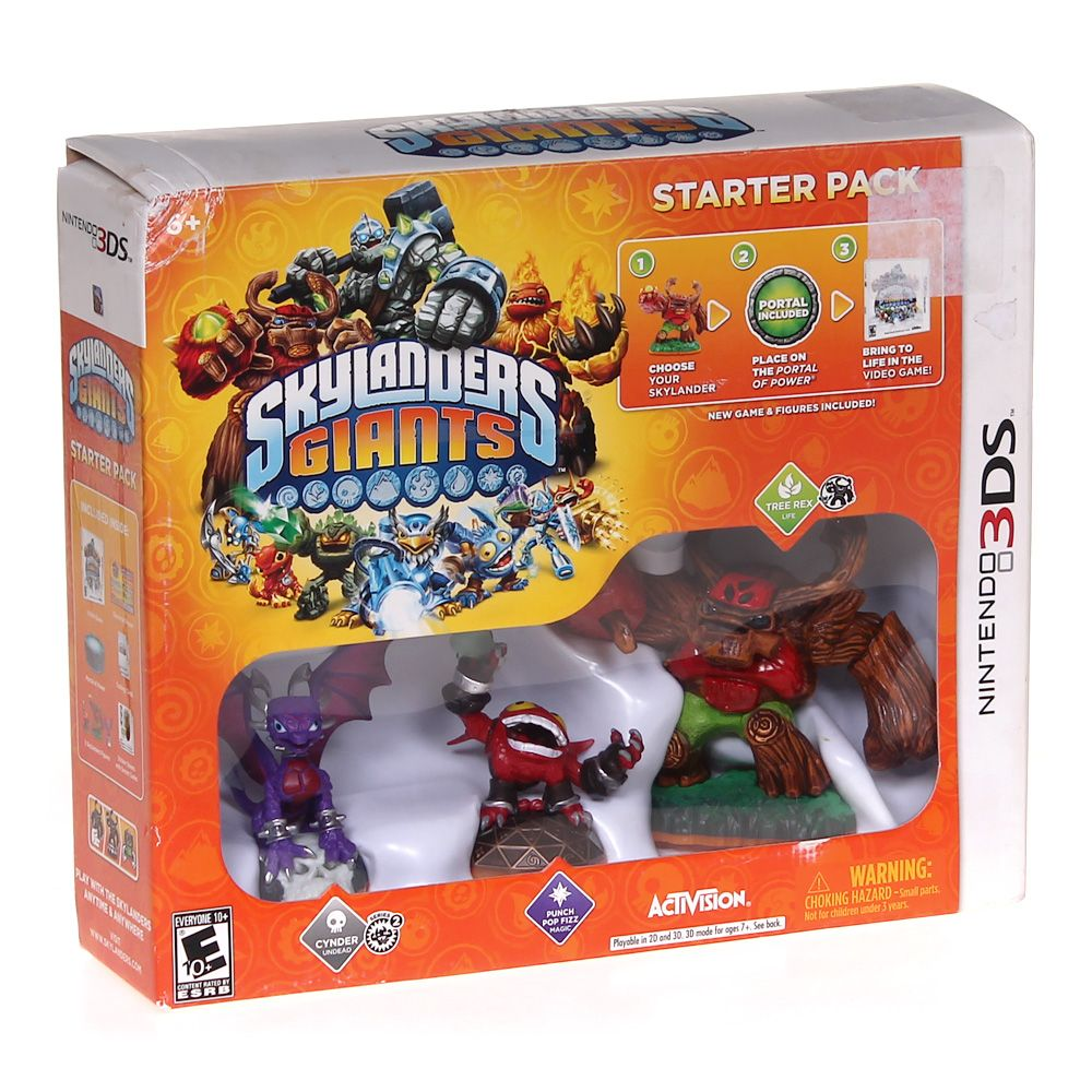 """""Skylanders Giants, size 11"""""""" x 9"""""""""""""" 7324450575"
