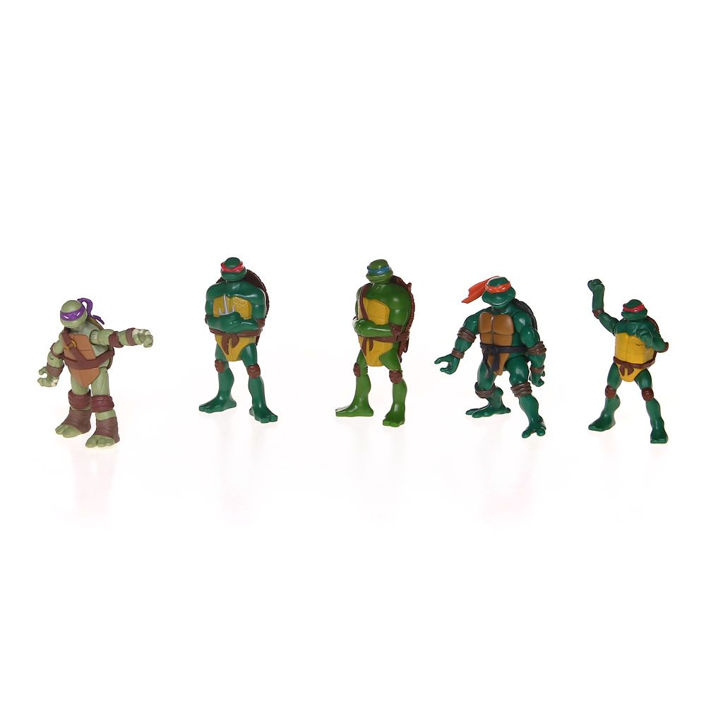 Teenage Mutant Ninja Turtles Action Figures 7325079837