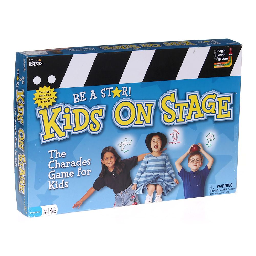 Game: Kids On Stage Game 7327464783