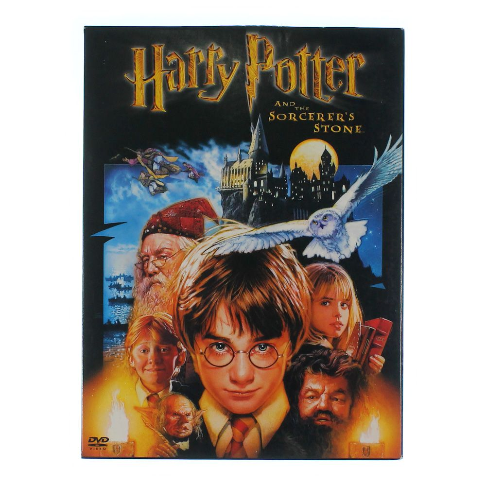 Movie: Harry Potter & Sorcerer's 7339586351