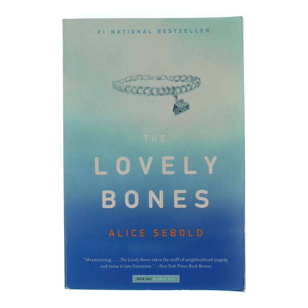 home reading report lovely bones The lovely bones by alice sebold is a dark novel about the murder of a young girl named susie salmon after her murder, the story is told as she watches the lives of her family and friends, and also of her killer.