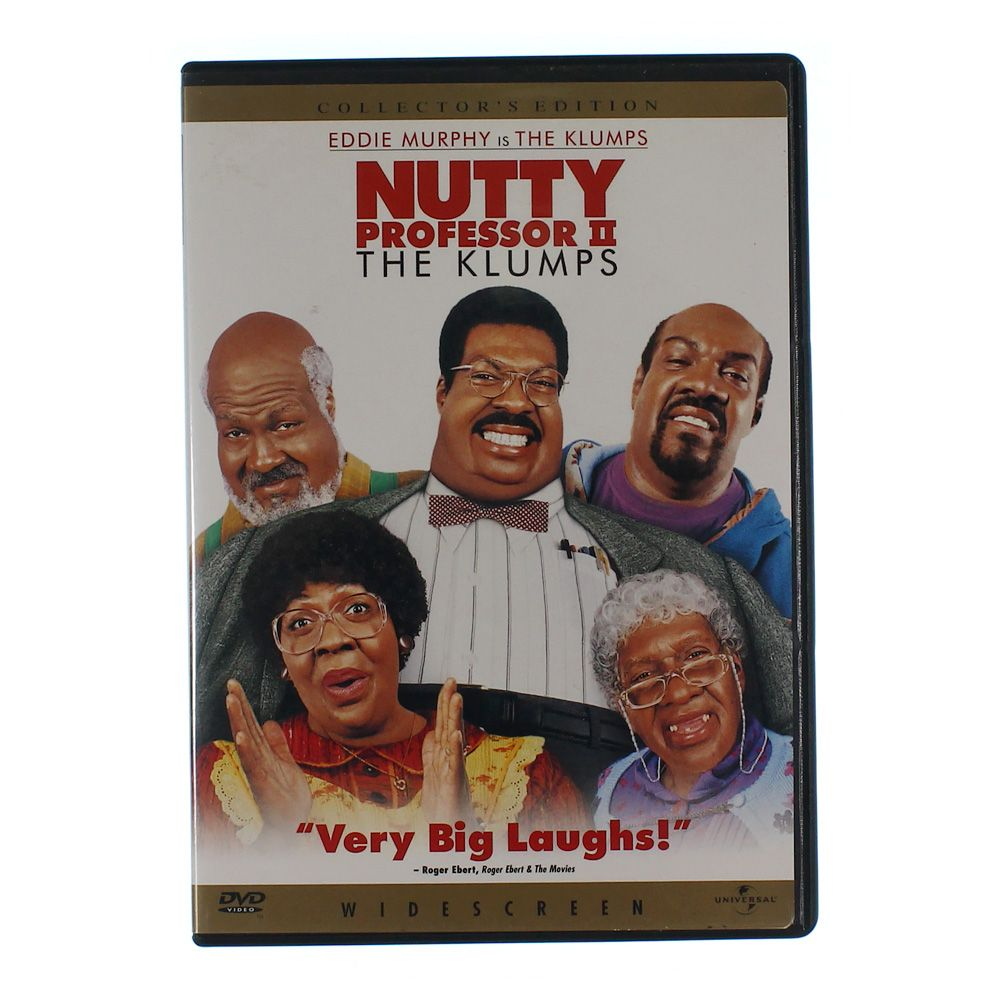 Movie: Nutty Professor II - The Klumps (Collector's Edition) 7343734611