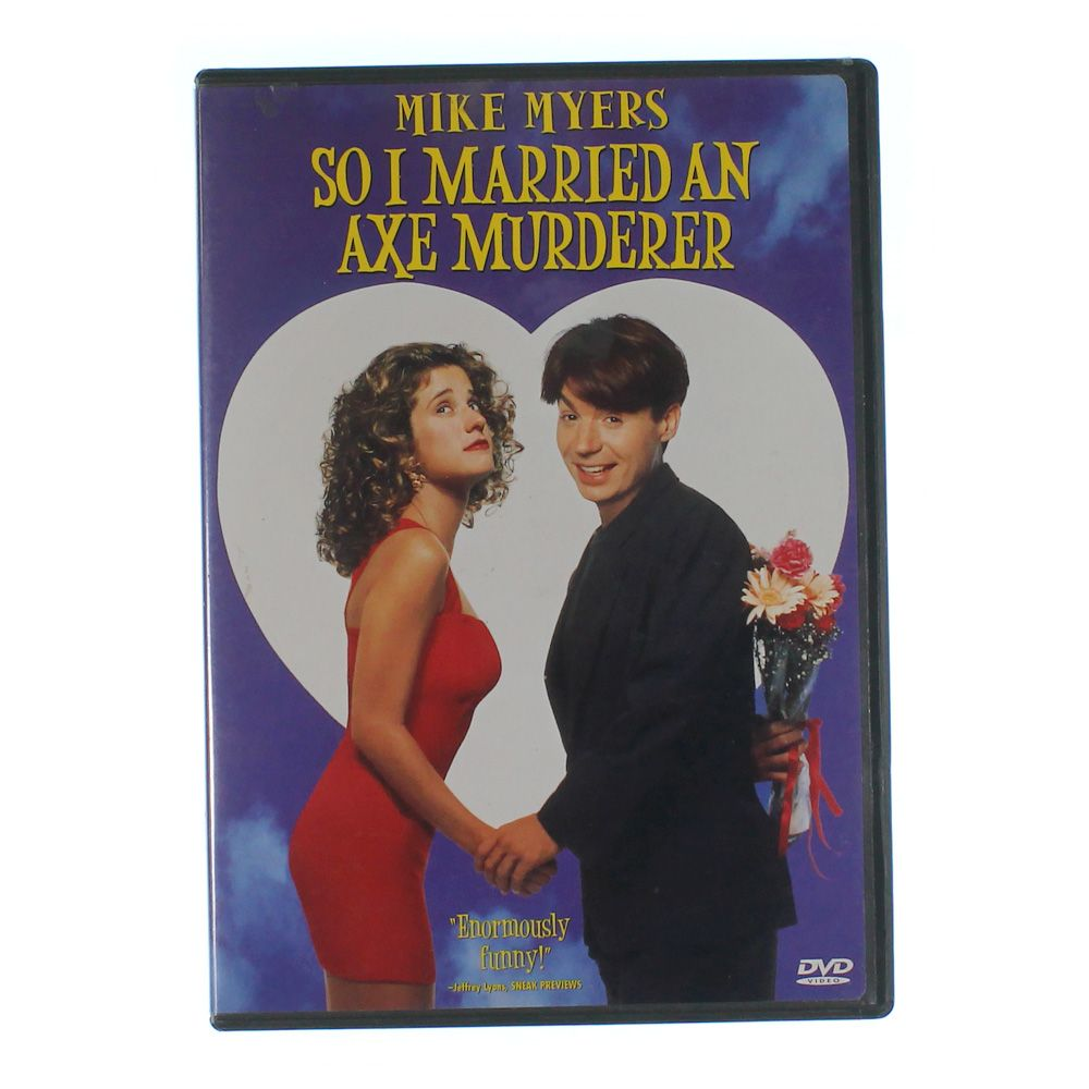 Movie: So I Married An Axe Murderer 7348700750