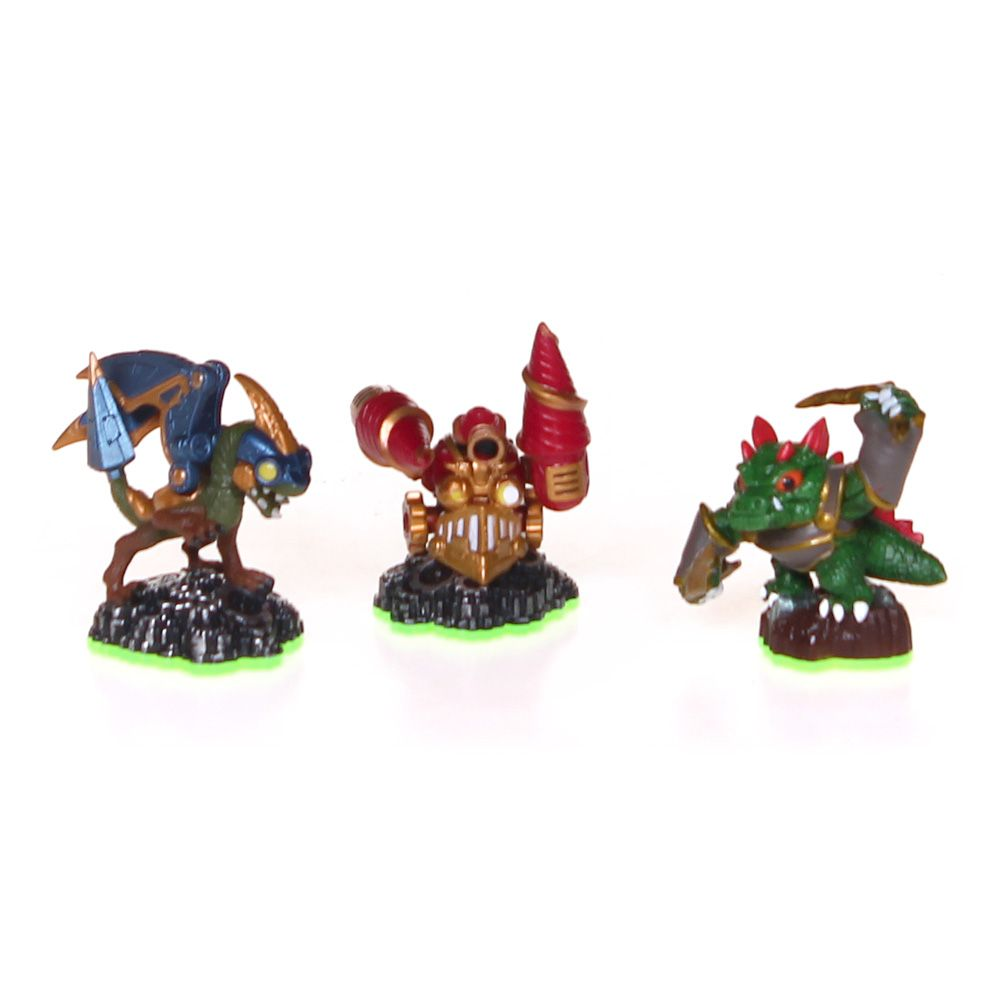 """""Skylanders Swap Force Set, size 4"""""""" x 3"""""""""""""" 7351563171"