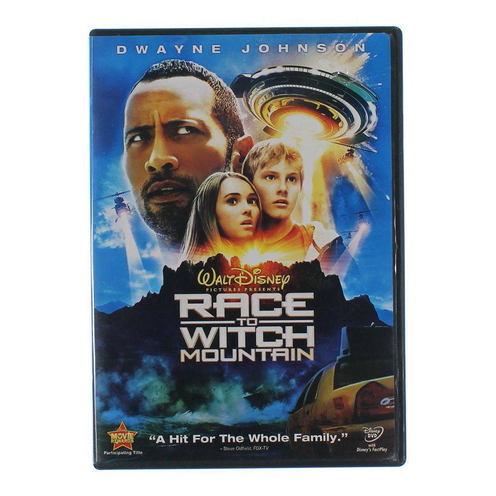 Movie: Race to Witch Mountain 7353961859