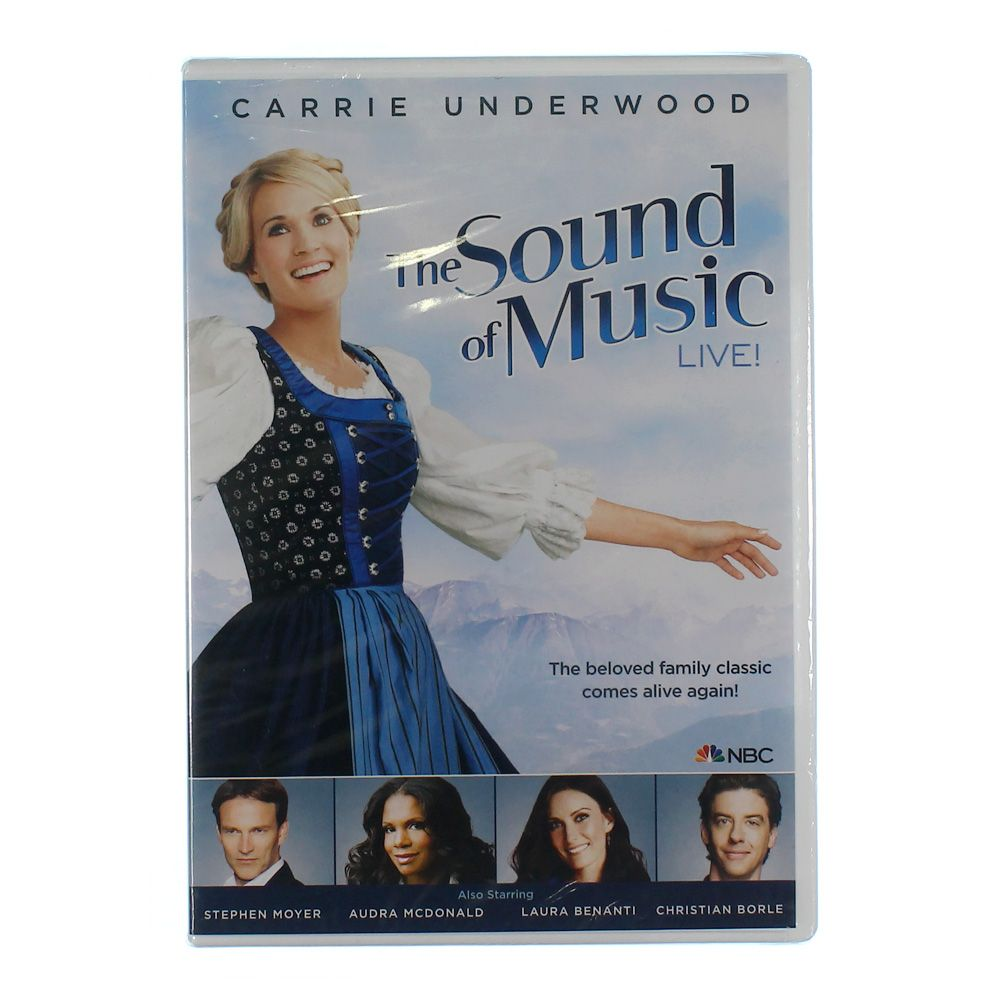 Movie: The Sound of Music Live 7354552720