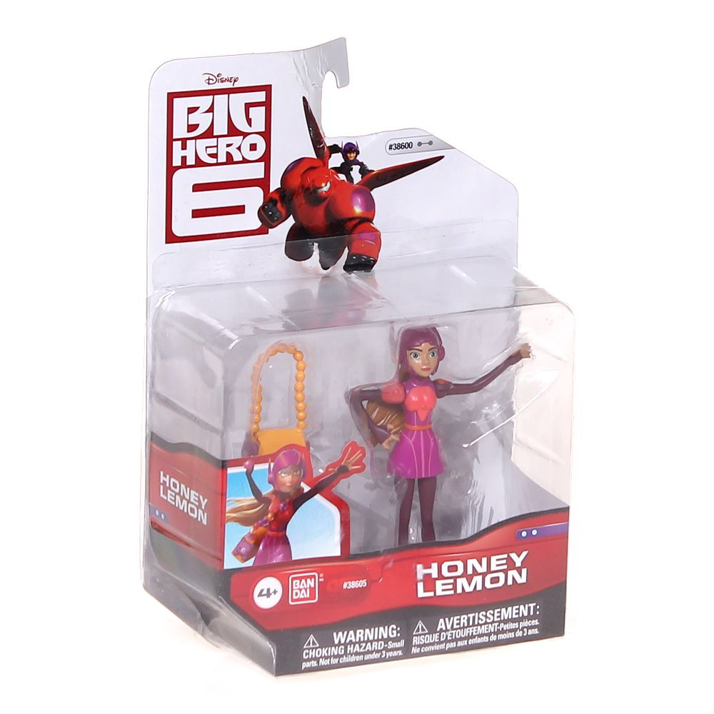 """""Big Hero 6 Basic Figure, Honey Lemon"""""" 7355105963"