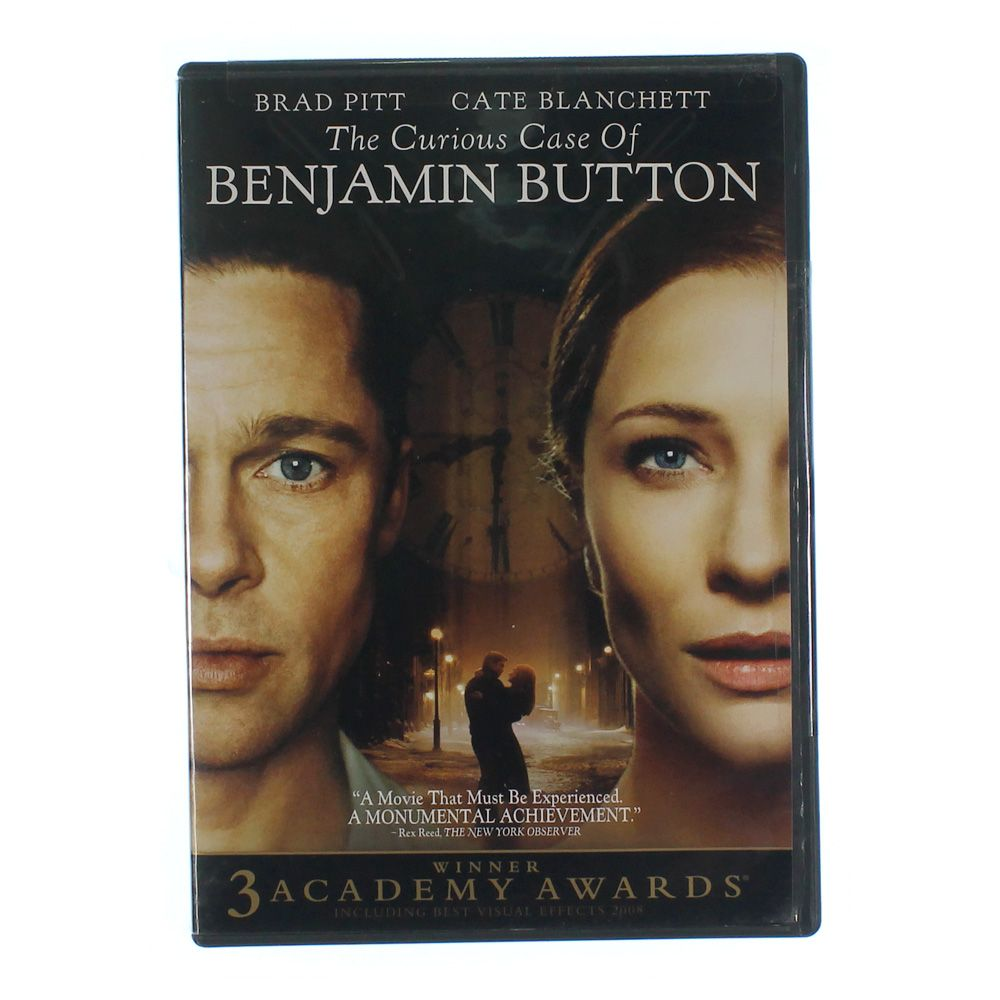 Movie: The Curious Case of Benjamin Button 7356113953
