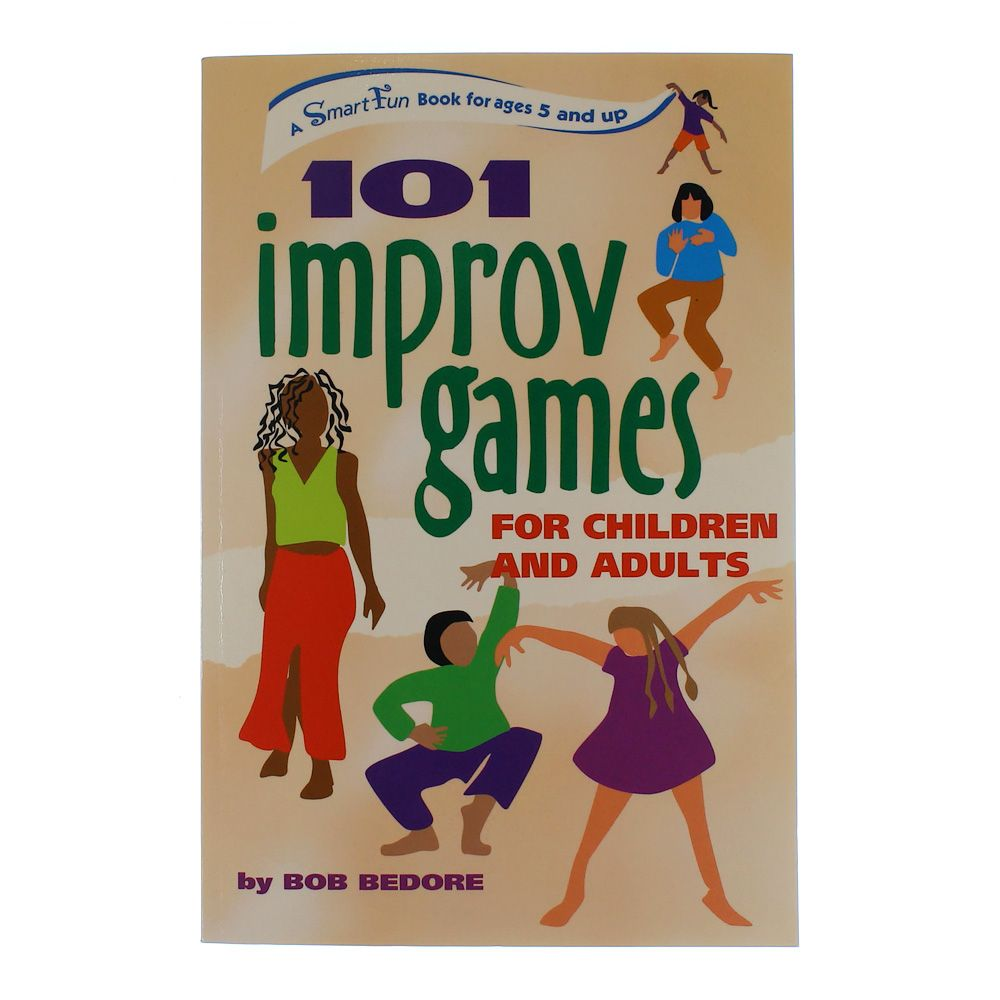 Image of 101 Improv Games