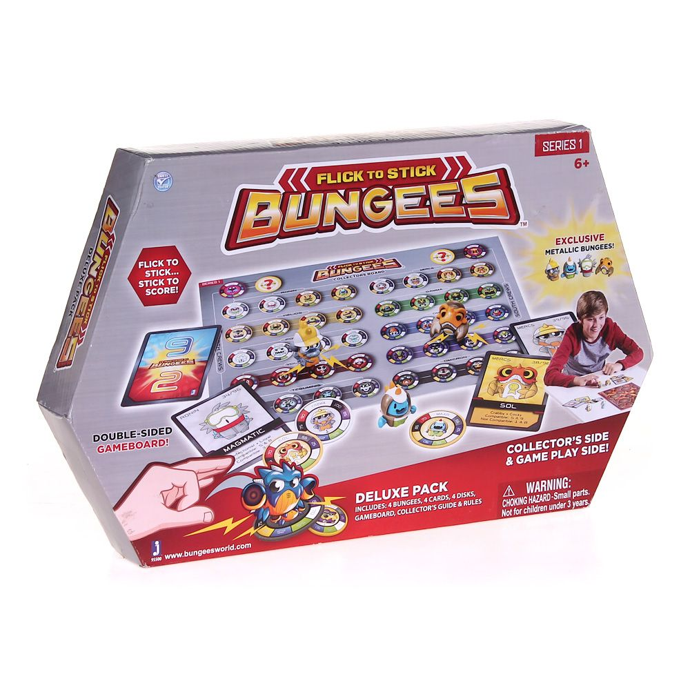 Game: BUNGEES - Deluxe Pack 7357131265