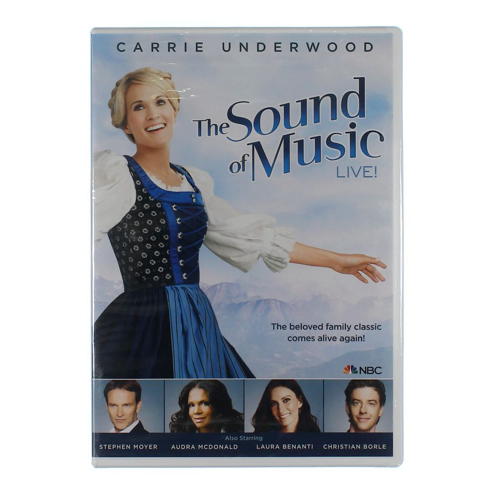 Movie: The Sound of Music Live! 7357477869
