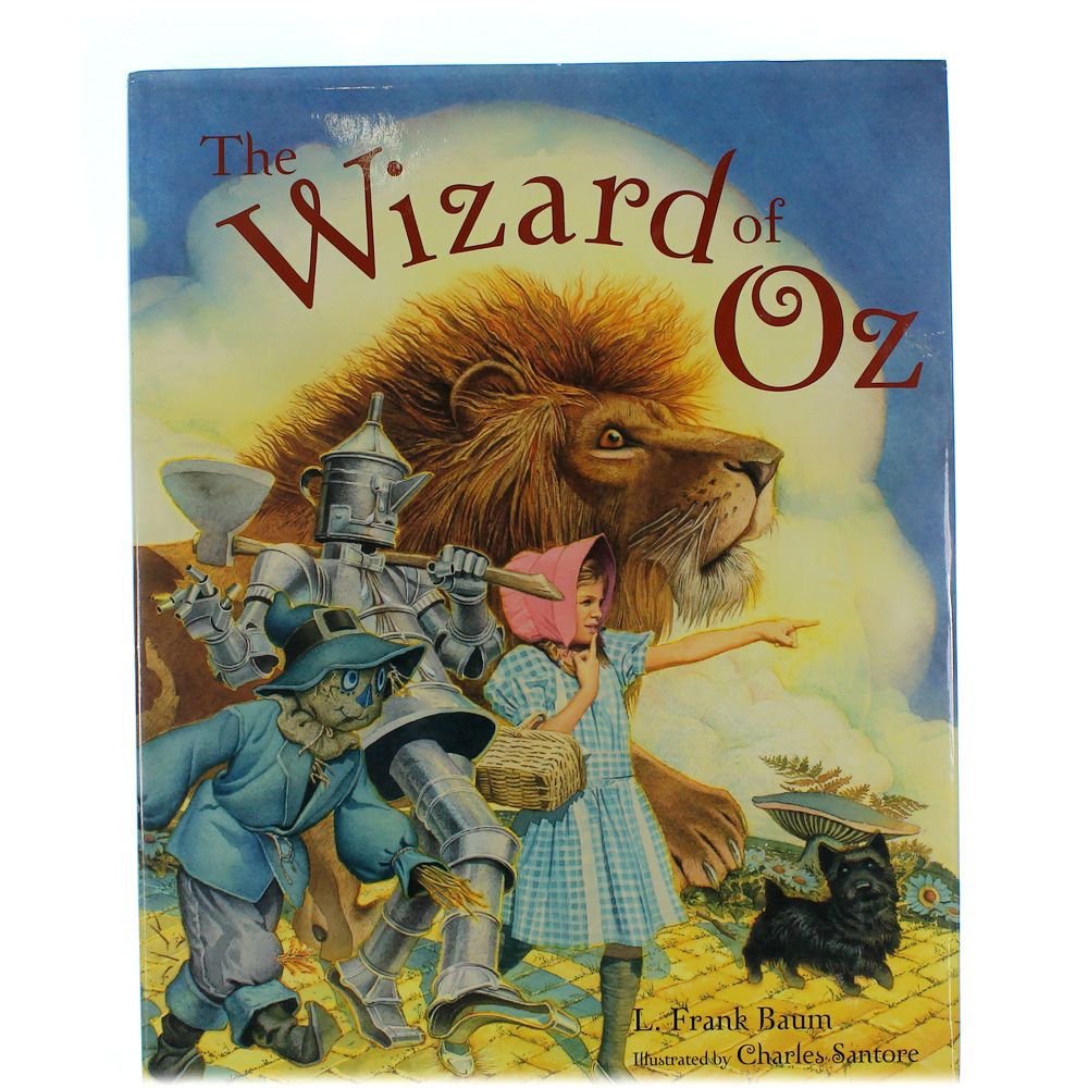 Book: The Wizard of Oz 7357709698