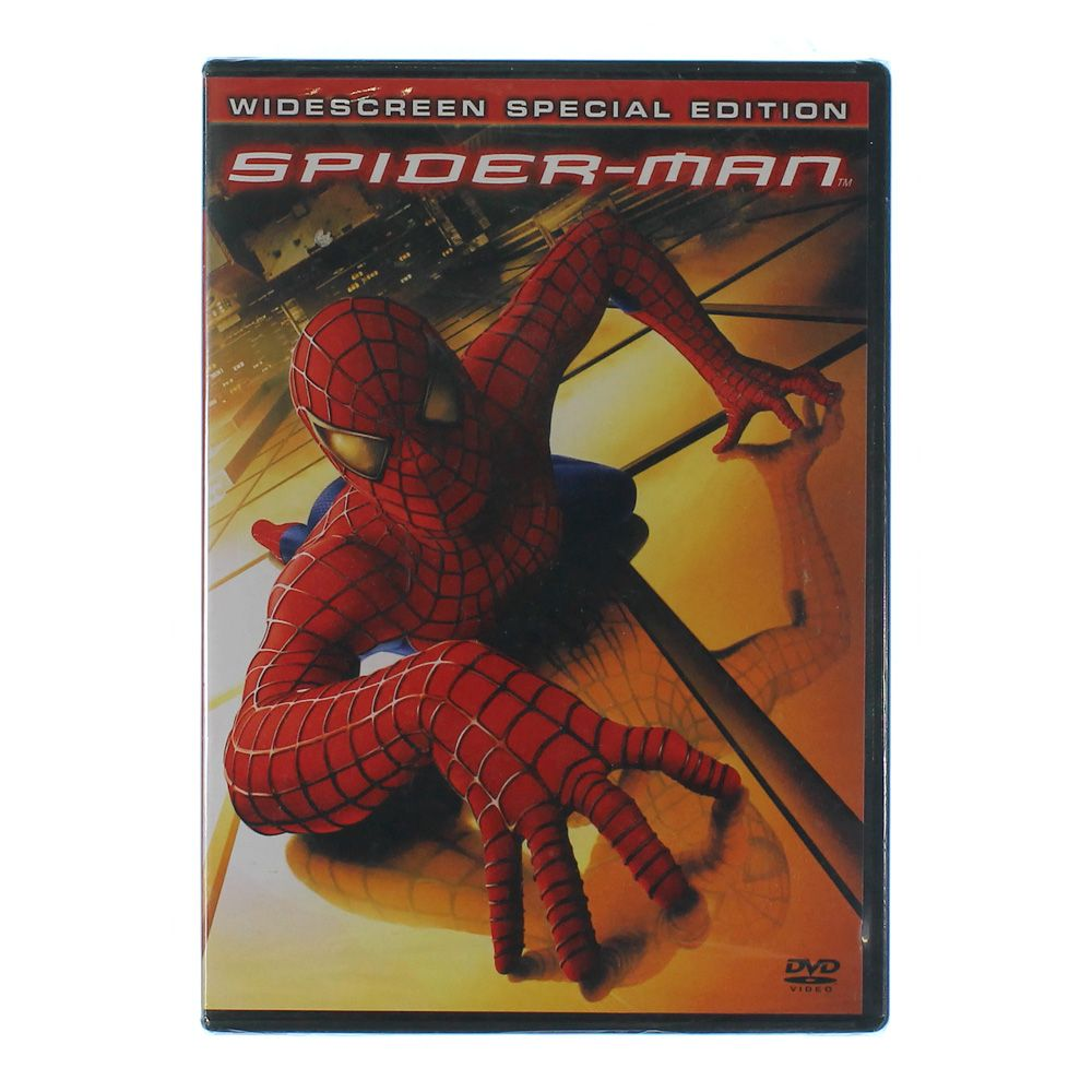 Movie: Spiderman 1 (Widescreen Special Edition) 7362026764