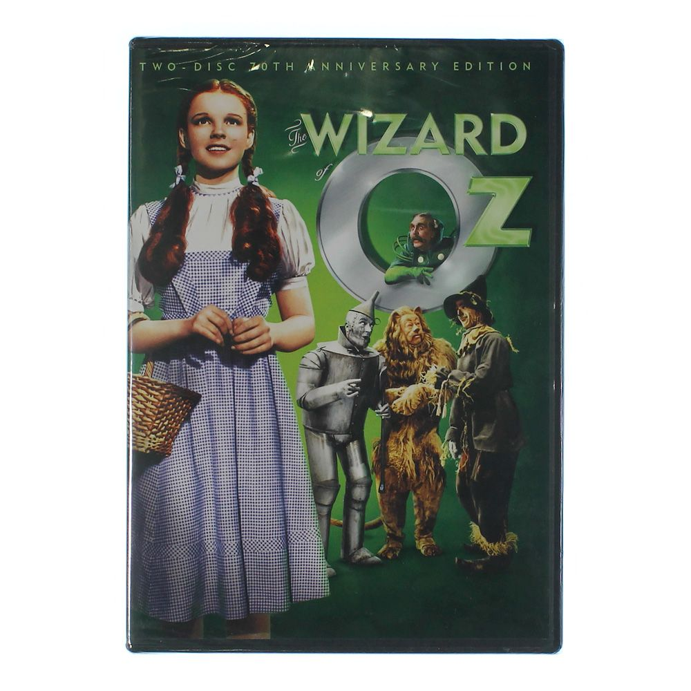 Movie: The Wizard of Oz (Two-Disc 70th Anniversary Edition) 7372558317