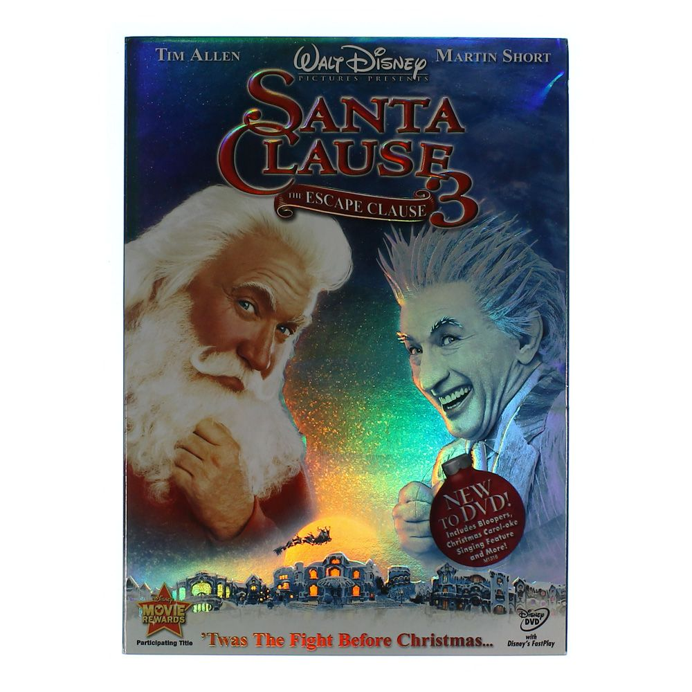 Movie: The Santa Clause 3 - The Escape Clause 7374426385