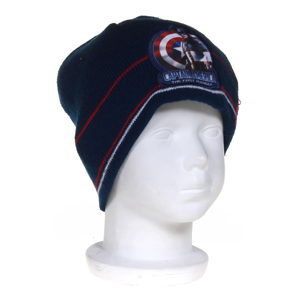 """""""""""Captain America Hat, size One Size"""""""""""" 7376448405"""