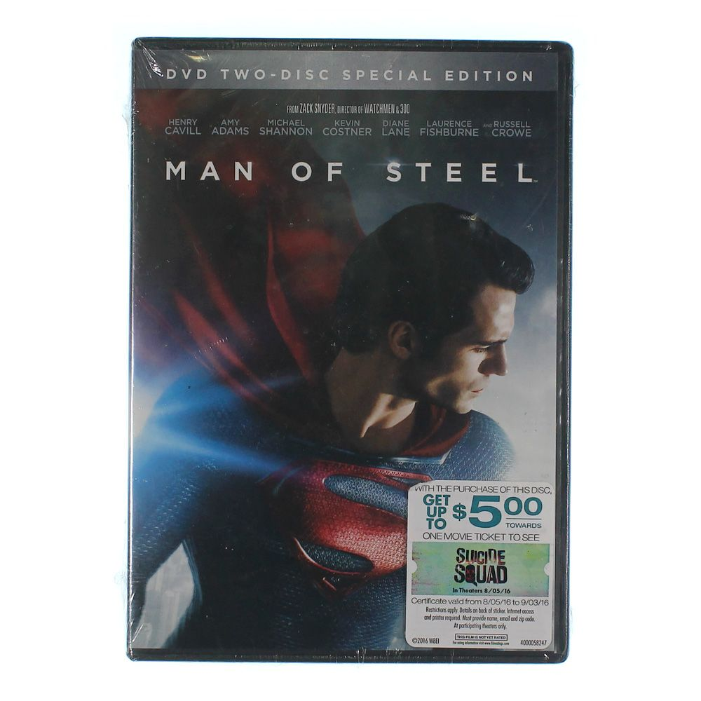 Movie: Superman: Man of Steel 7379116702