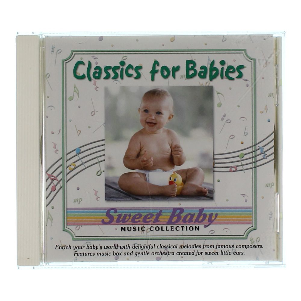 Image of CD: Classics for Babies