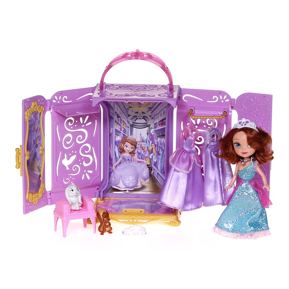 Sophia the First Dress Up Play Set 7381188777