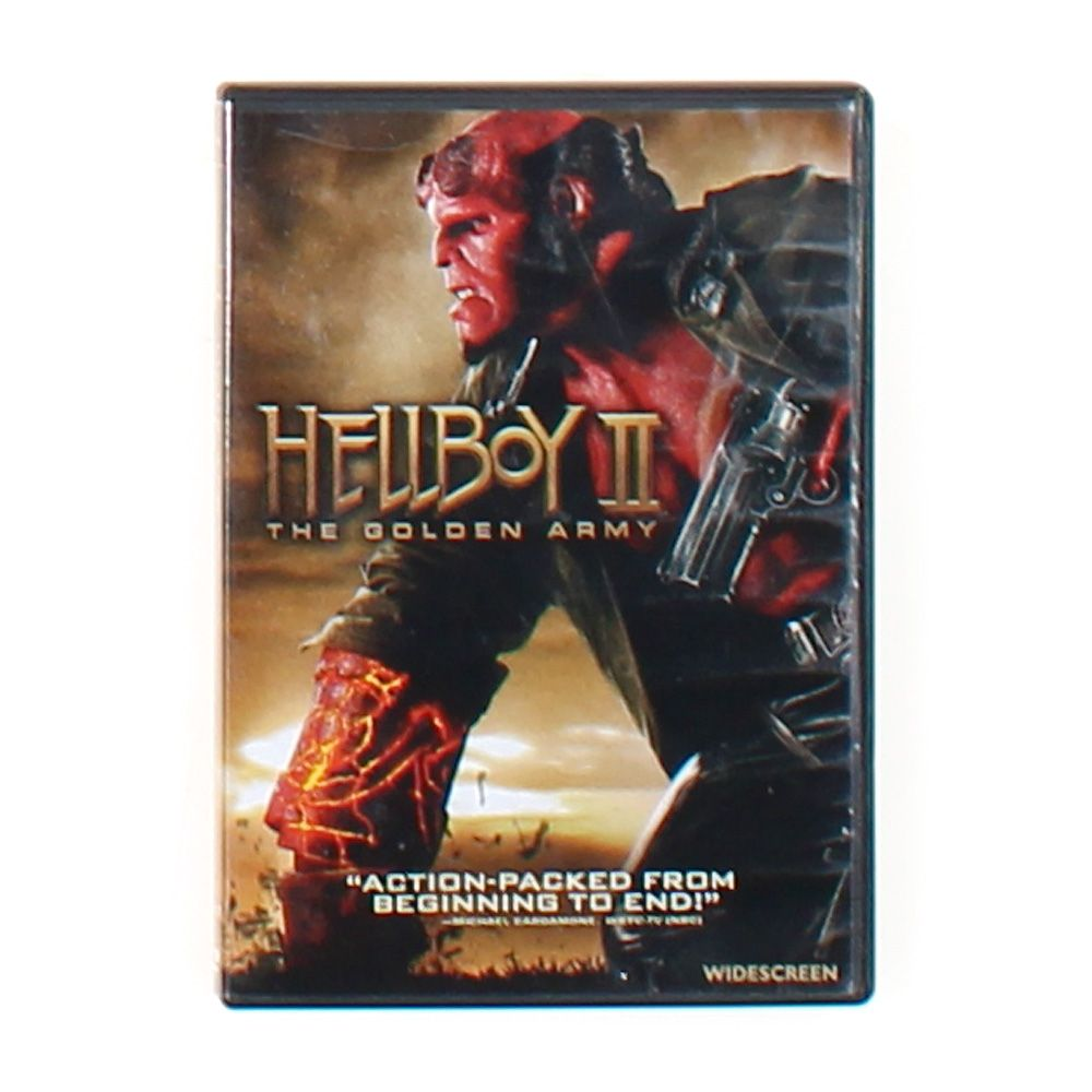 Movie: Hellboy II: The Golden Army (Widescreen) 7385032343