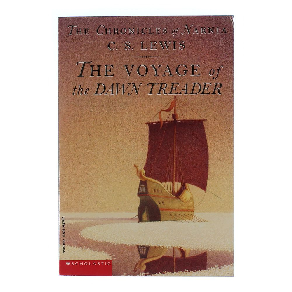 Book: The Voyage of the Dawn Treader 7387414902