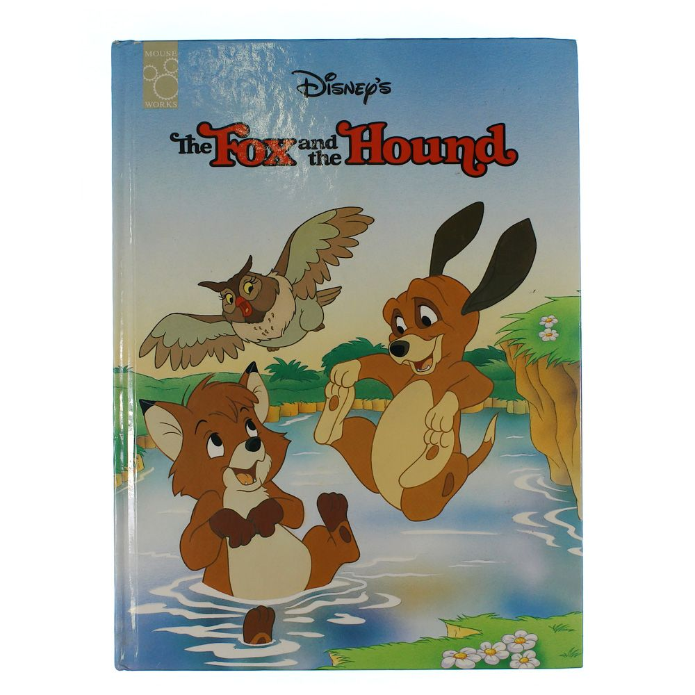 The Fox and the Hound 7389669601