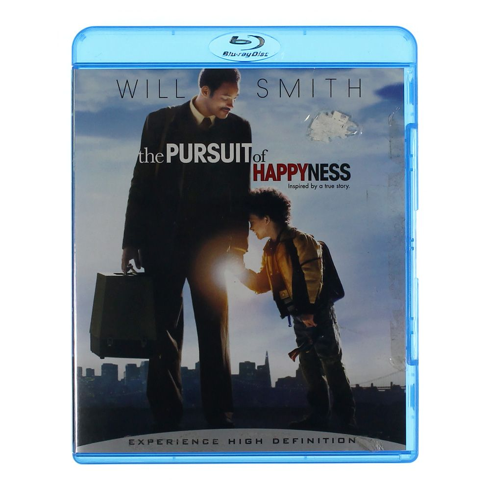 Movie: The Pursuit of Happyness [Blu-ray] 7392557633
