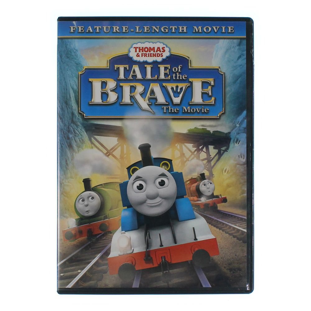 Movie: Thomas & Friends: Tale of the Brave - The Movie 7398203037