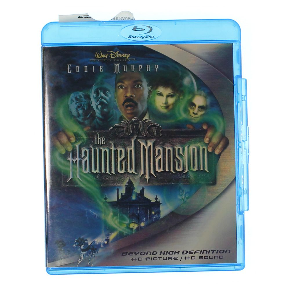Movie: The Haunted Mansion 7398278272