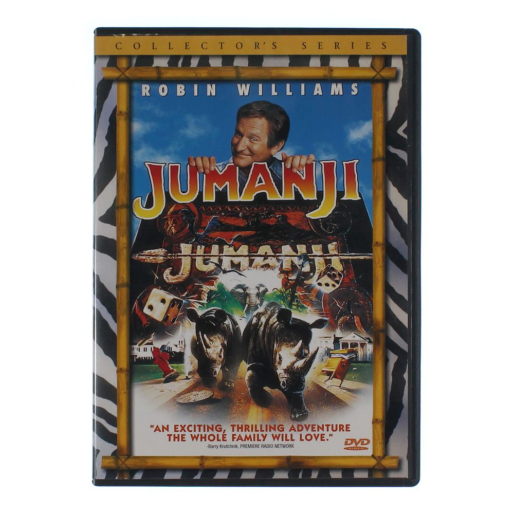 Movie: Jumanji 7401129199